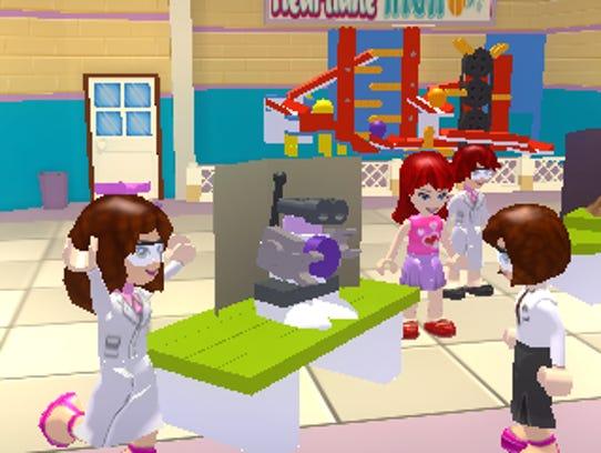 LEGOFriendsscreenshot