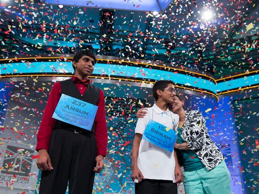 Spelling Bee Past Win_Mill