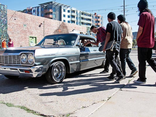Lowrider Lecture Explores The Vehicles Worldwide Appeal