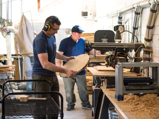 The partners at Green Mountain Grain & Barrel are upgrading their woodworking machinery thanks to a $50,000 grant from the Vermont Department of Agriculture.