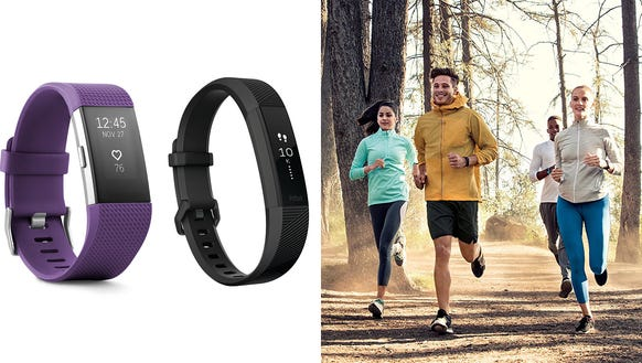 These Fitbits can monitor your heart rate and notify