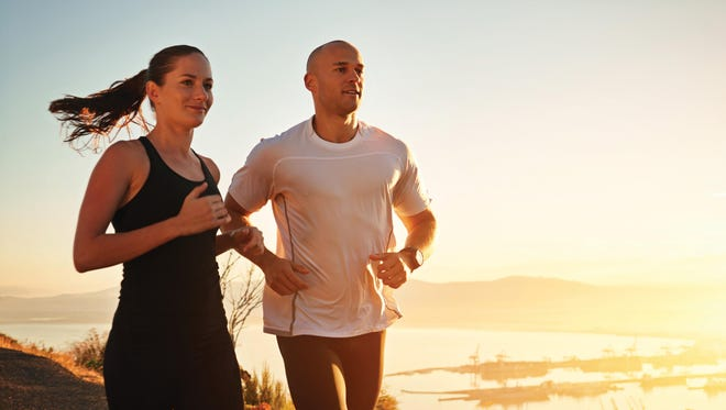 Whether you're training for a race, want to get in shape or simply enjoy the rhythm of your feet hitting the pavement, running takes consistency and practice.