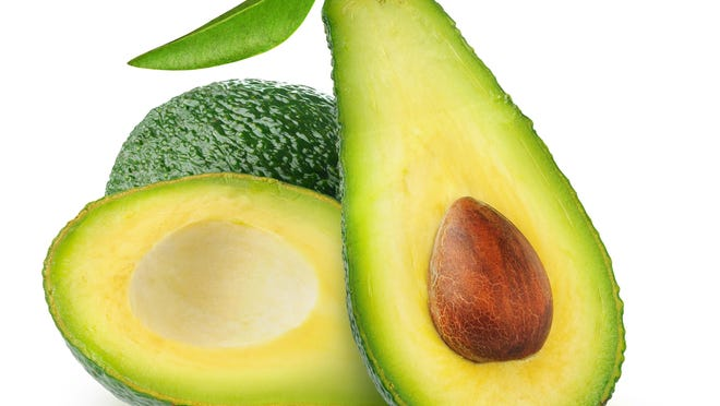California produces about 90 percent of the country's avocado crop. Spring marks the start of California avocado season.