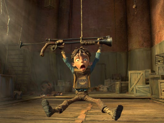 Film Review The Boxtrolls