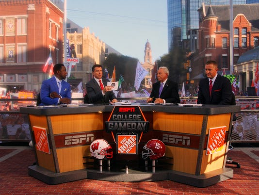 NCAA Football: ESPN College Game Day