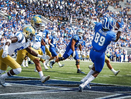 Tigers UCLA Football