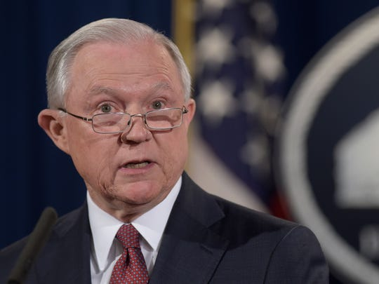 Former U.S. Attorney General Jeff Sessions.
