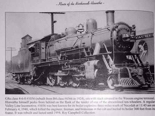 Valley Line locomotive