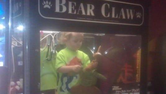 Missing Neb. boy, 3, found in toy claw machine.