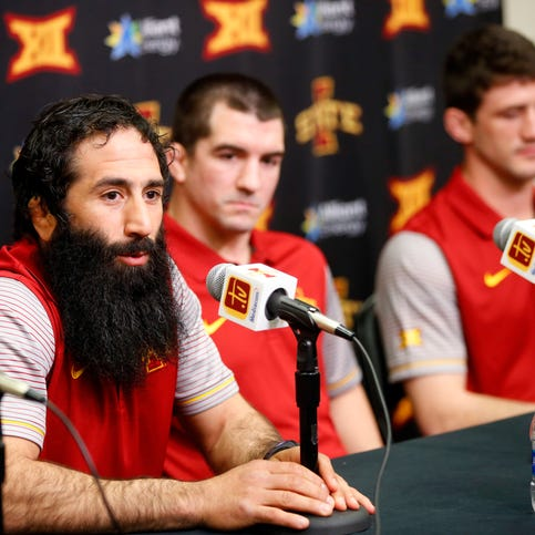 Former Iowa State wrestling coach Mike Zadick responds to his dismissal
