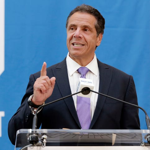 Timeline: How the Andrew Cuomo, Donald Trump battle came to be