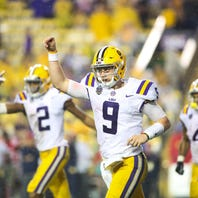 This is it! Georgia at LSU to be one of those Tiger Stadium games talked about for decades