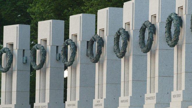 World War II Memorial in Washington, D.C.