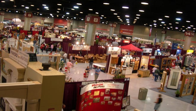 The annual Home Decorating and Remodeling Show features specials on products and services for building, remodeling and decorating home projects.