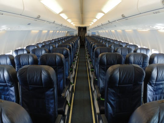 Southwest seat assignments