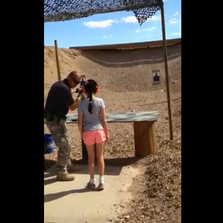 A 9-year-old girl accidentally killed an Arizona shooting instructor as he was showing her how to use an automatic Uzi, authorities said Tuesday.