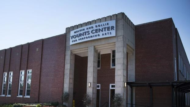 The Fountain Inn City Council voted Thursday to transfer ownership and operation of the Younts Center to the Cultural Arts Foundation of Fountain Inn.