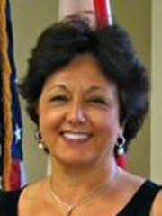 Sen. Kathleen Passidomo, R-Naples, represents Florida Senate District 28