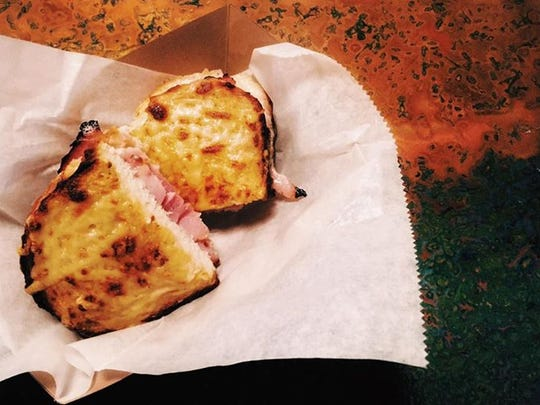 "Louis's Le Ton is trying out new dishes now with specials from the ""Ton Test Kitchen,"" which includes dishes like a Croque Monsieur with Black Forest ham."