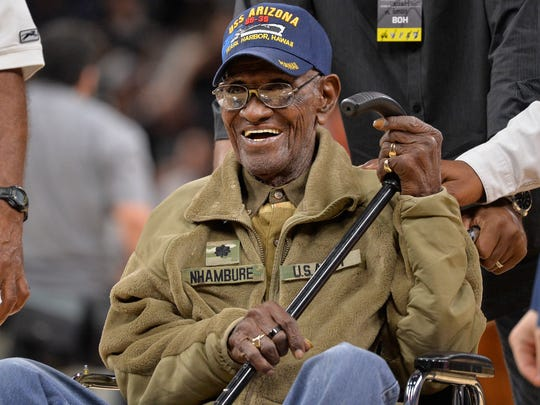 Richard Overton was the oldest living WWII veteran in America.