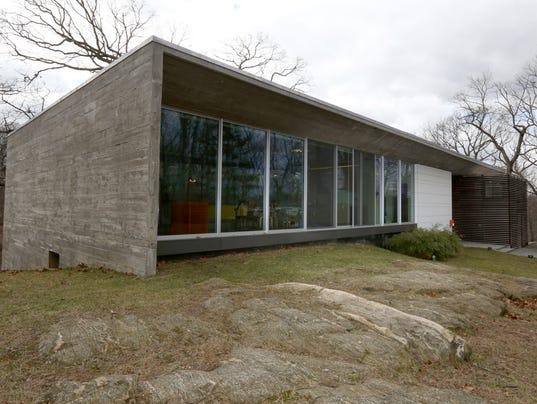 Modern house in Rye
