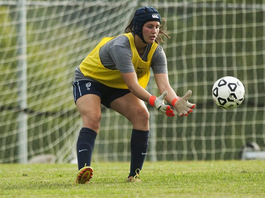 Burlington vs. CVU Girls Soccer 09/08/15