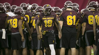The Sun Devils open Todd Graham's fifth ASU season against lower-division Northern Arizona at partially reconstructed Sun Devil Stadium on Saturday.
