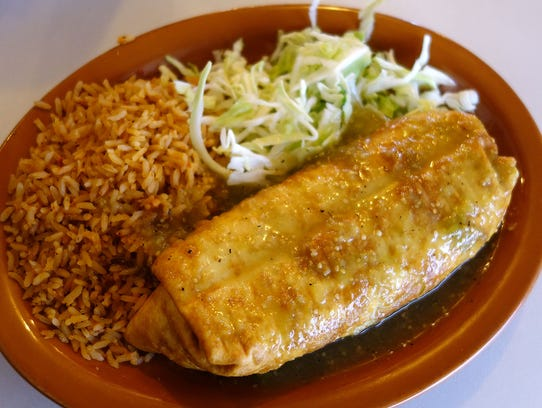 Dominic Armato S Search For The Best Chimichanga From Wet