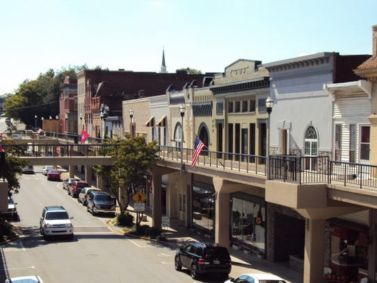 14. Morristown, TN