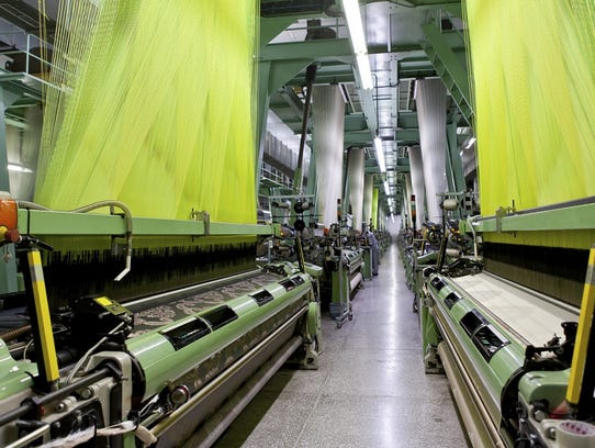 20. Textile and fabric finishing mills