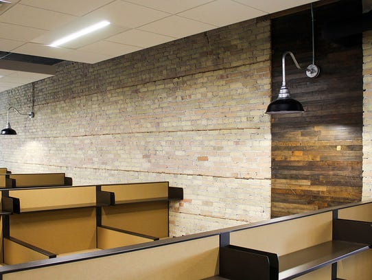 Inside Forefront Dermatology's renovated O. Torrison