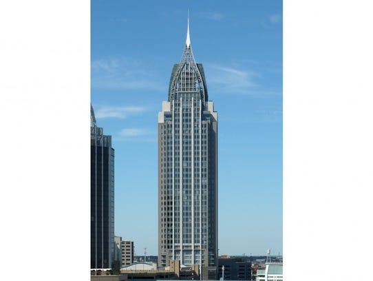 Alabama: RSA Battle House TowerCity: MobileHeight: