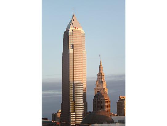 Ohio: Key TowerCity: ClevelandHeight: 947 feetFloors: