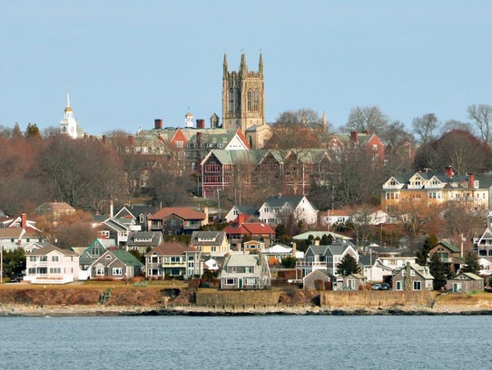 Rhode IslandMost expensive housing market: Newport