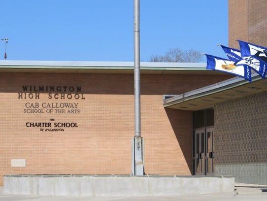 Delaware High school: Charter School of Wilmington