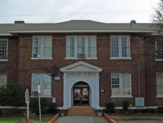 Alabama High school: Loveless Academic Magnet Program