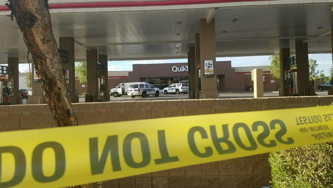 3 injured phoenix police officers 39 targeted 39 by motorist for Today s interiors phoenix