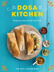 Nash Patel and Leda Scheintaub have published a cookbook