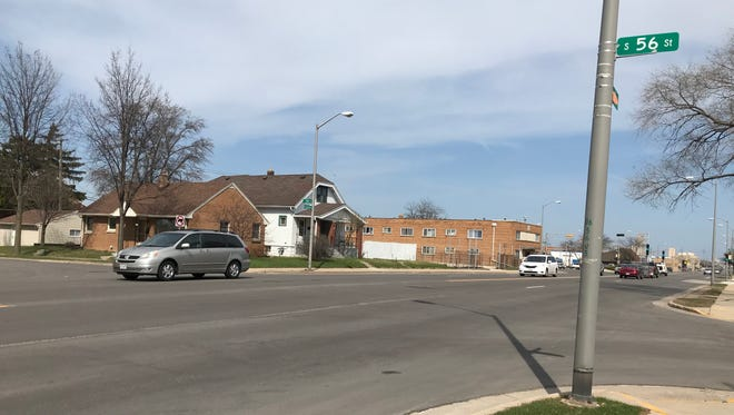 Lincoln Avenue and 56th Street is where a man in an SUV headed west is reported to have shot a gun toward two women, also in a car going west. The incident happened about 9:40 p.m. April 26.