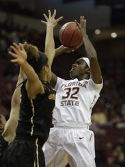 Florida State advanced into its third consecutive Sweet