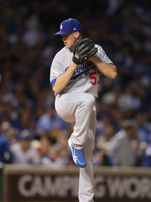 Alex Wood to start for the Dodgers in Game 4.