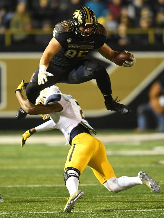 NCAA Football: Toledo at Western Michigan
