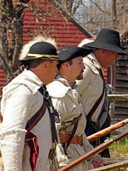 Re-enactors from Donegal Rifles will be part of Colonial