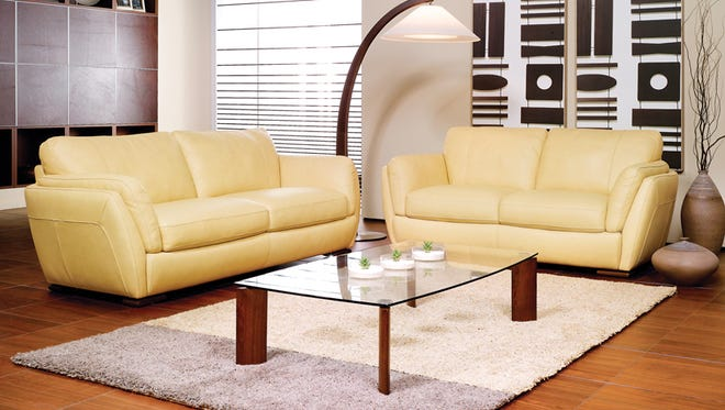 Florida Leather Gallery Experts In, Leather Furniture Florida
