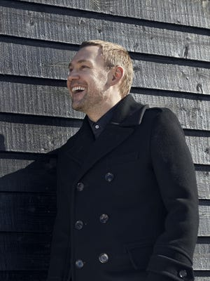 David Gray kicks off this year's Concerts on the Green series Sunday in Shelburne.