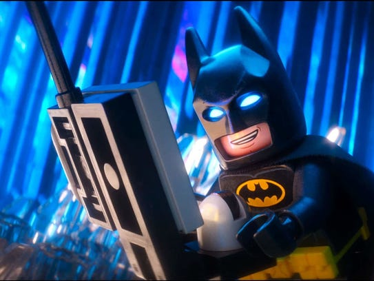 'The Lego Batman' movie gives a starring role to the