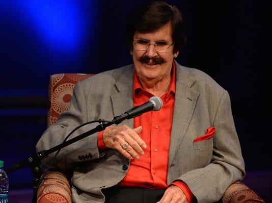 """The Country Music Hall Of Fame And Museum Presents """"The Man From Muscle Shoals: Rick Hall in Conversation With Peter Guralnick"""""""