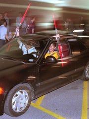 Night driving law.