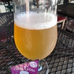 Fort Collins Brewery's There Gose Professor Plum.