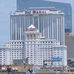 Gov. Chris Christie has rejected a financial assistance package for Atlantic City and its struggling casinos for the second time.